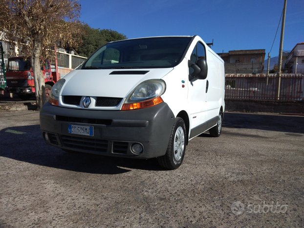 Iveco Renault trafic