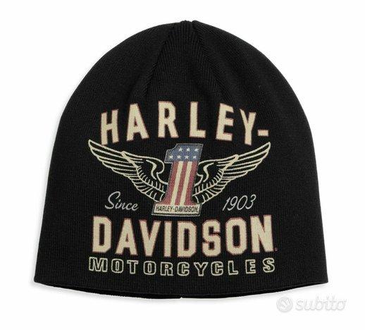 Cappello berretto cappellino harley davidson sport