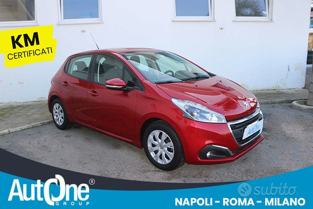 Peugeot 208 1.2 68 CV ACTIVE DISPLAY TOUCH TUA A
