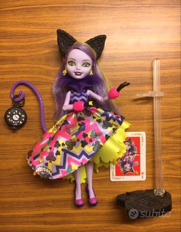 Ever after high - Kitty Cheshire Wonderland