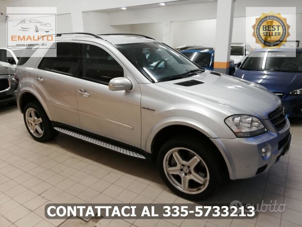 Mercedes-benz ML 63 AMG ML 63 AMG  ITALIANA TAGL