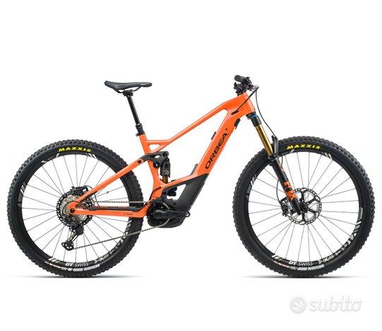 E-bike orbea wild fs m-team carbon 2021