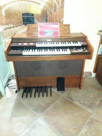 Organo Elettronico FARFISA 4290R - anno 1979