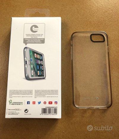 Custodia Cellularline Clear Duo per iPhone 7/8: telefonia in vendita a Torino (Torino)
