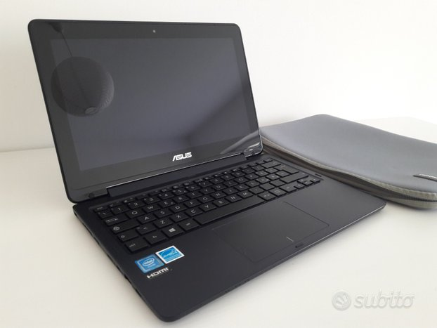 ASUS E205S Notebook touch screen e Tablet