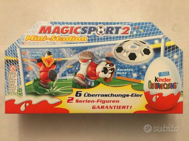 Kinder Magicsport 2 - Serie italiana e tedesca