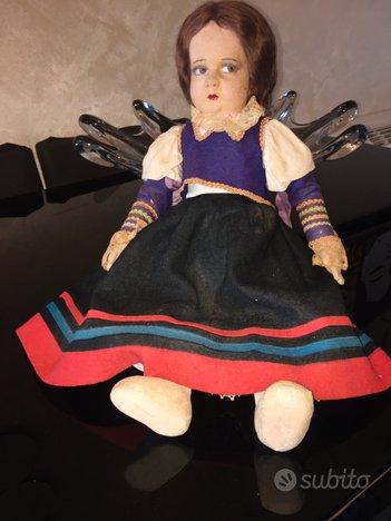Bambola Lenci Torino anni '30/40