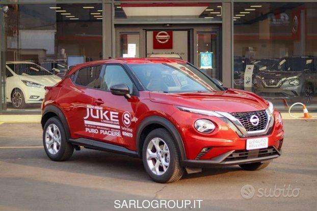 Nissan Juke 1.0 DIG-T N-Connecta