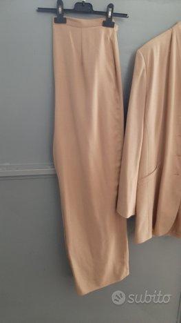 Completo donna giacca e pantalone tg 46