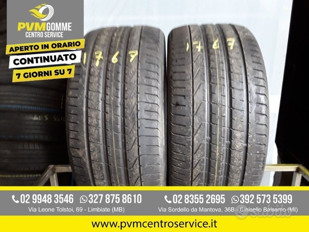 Gomme usate 295 35 21 103y pirelli