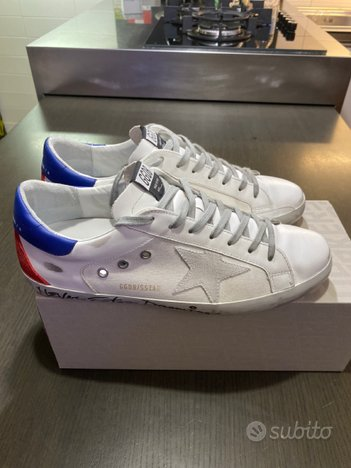 Golden Goose uomo Super Star
