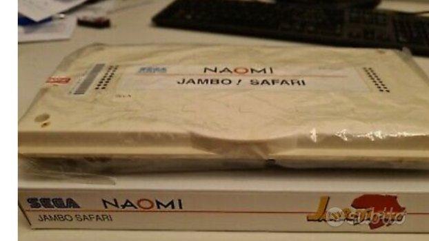 Sega naomi jambo Safari gioco