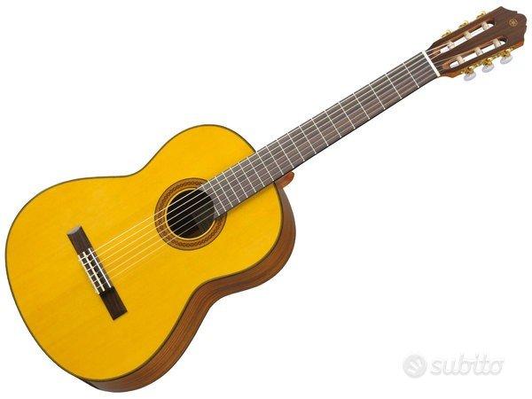 Yamaha cg162s chitarra classica 4/4