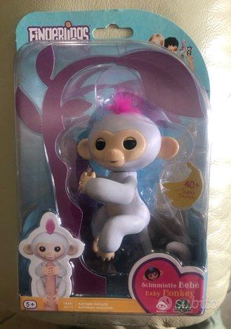 Scimmietta per bimba