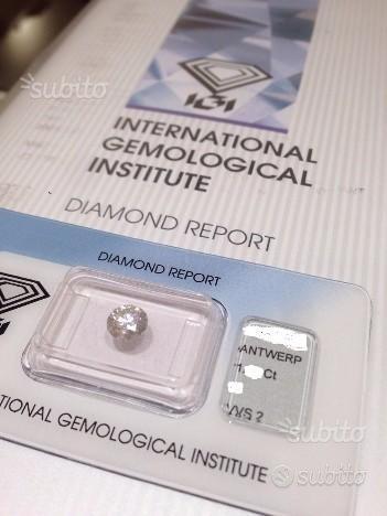 Diamante da investimento