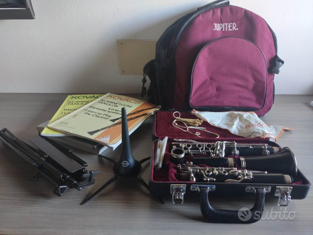 Set Clarinetto Jupiter