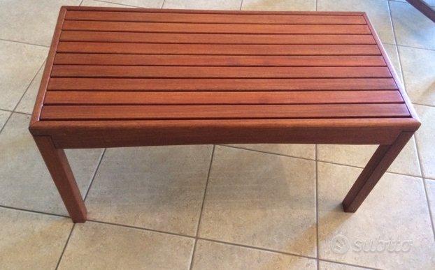 Tavolino in legno - Arredamento e Casalinghi In vendita a ...