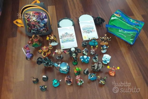 Skylander giochi e personaggi
