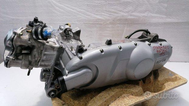 Blocco motore aprilia scarabeo rotax 125