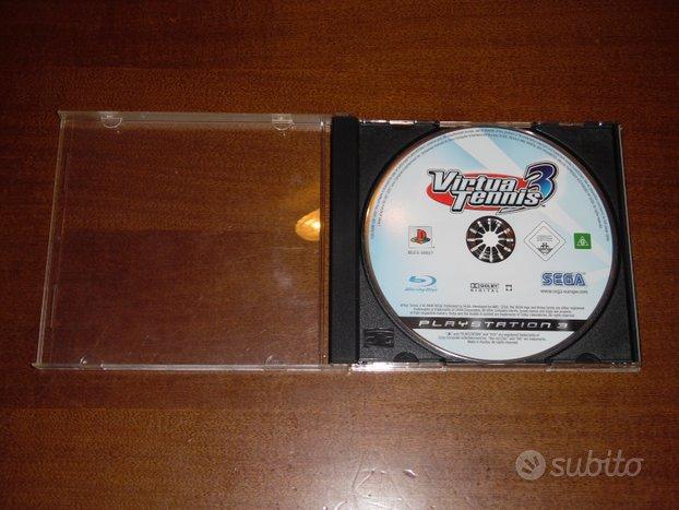 """VideogiocoOriginalePlayStation3""""VirtuaTennis3""""2006"""