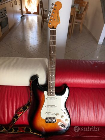 Squier by Fender Stratocaster Classic Vibe