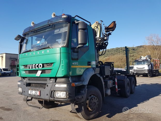 Iveco 380 t 45