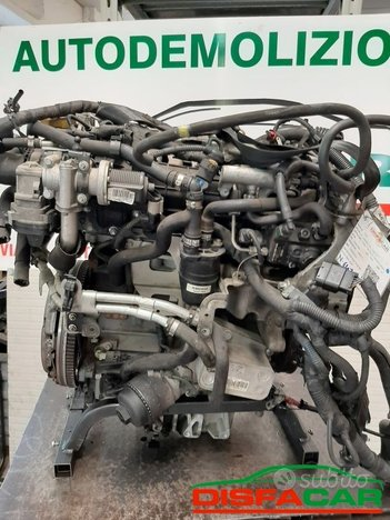 Motore fiat croma