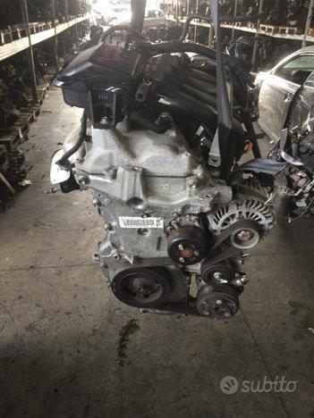 Motore hr16 1.6b - 86 kw - 67.000 km
