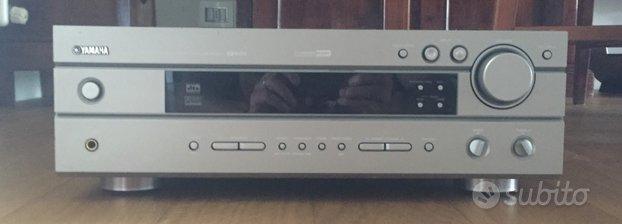 Amplificatore yamaha rx-430 rds natural sound