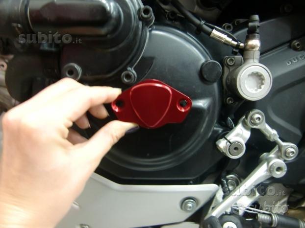 Carter coperchio ispezione fase Ducati