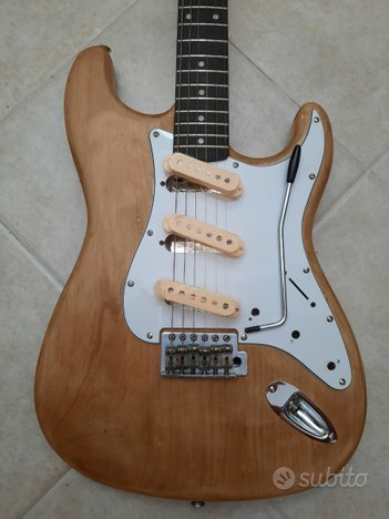 Stratocaster Custom Project