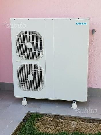 Sistema di riscaldamento /pompa di calore