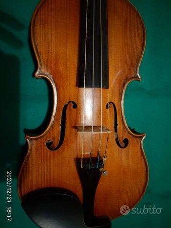 Violino semi-artigianale scuola italiana