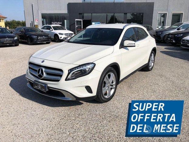 Mercedes-Benz GLA 220 d 4Matic Sport