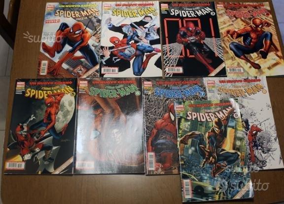 Spider-Man - Primi numeri 'Un nuovo giorno'