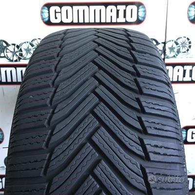 Gomme usate N MICHELIN 215 55 R 17 INVERNALI