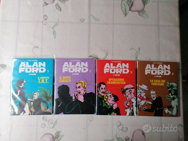 Alan Ford colore