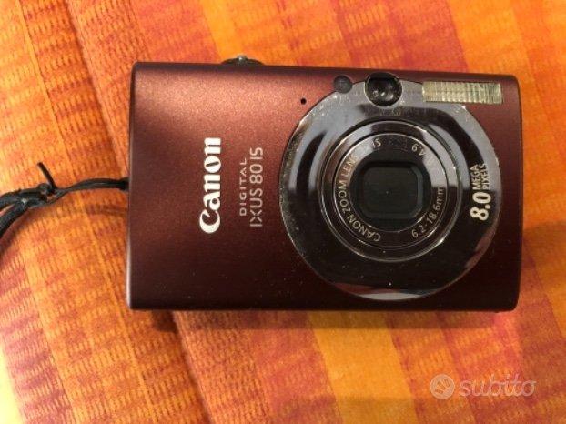 Canon Ixux 80 is