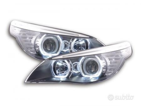 faro Angel Eyes LED BMW serie 5 E60/E61 anno di