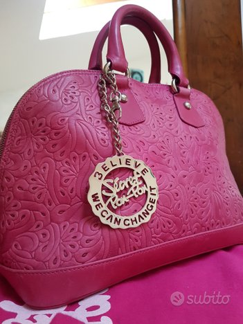 Borsa a mano SECRET PON-PON originale in pelle