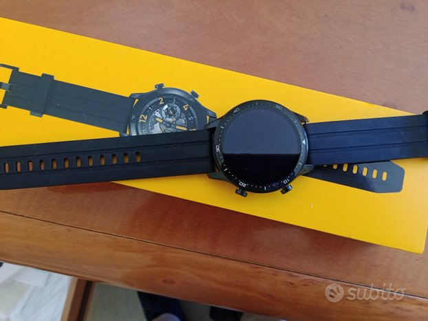 Realme Watch S Pro Smartwatch, Touchscreen AMOLED,