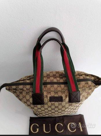 Borsa Monogram Gucci