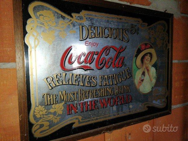 detailing 7db9c 8e163 Specchio coca cola - Arredamento e Casalinghi In vendita a ...