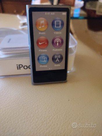 Apple Ipod Nano 7. Generation Grey 16GB Mp3 Player