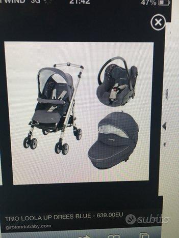 Trio bebè confort