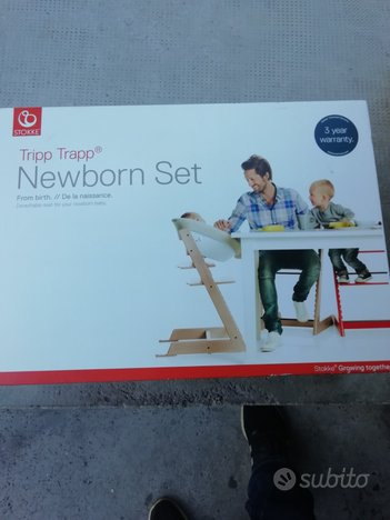 Newborn set stokke