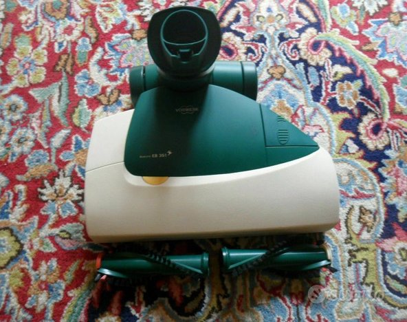 VORWERK FOLLETTO VK 135 BATTITORE EB 351 COMPLETO GARANTITO NO 150 200 220