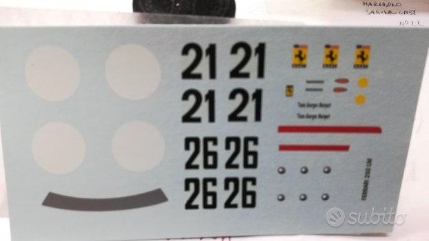 Ferrari slot