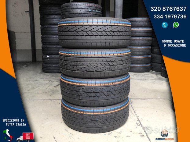 4 gomme 255 45 20 - Goodyear excellence