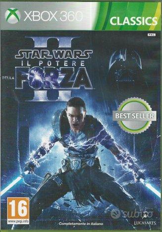 Gioco per Xbox 360 Star Wars Il potere della Forza